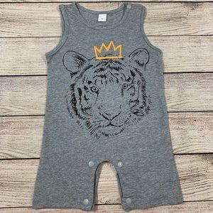 "Other - Tiger King ""Hear Me Roar"" Romper"